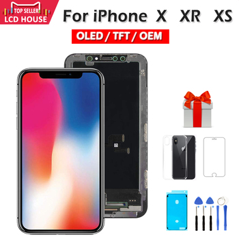 100% Tested LCD Screen For iphone X XS Max Screen LCD Display Touch Screen Digitizer Assembly For iPhone X XS 10 XR OLED Quality 100% tested lcd pantalla for iphone x lcd xs xr 11 screen lcd display touch screen digitizer assembly for iphone x xs xsmax oled
