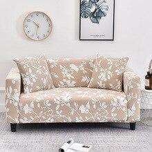 Capa de sofá elástico estiramento xadrez capas de sofá para sala de estar totalmente envoltório sofá cadeira capa poltrona anti poeira protetor de móveis