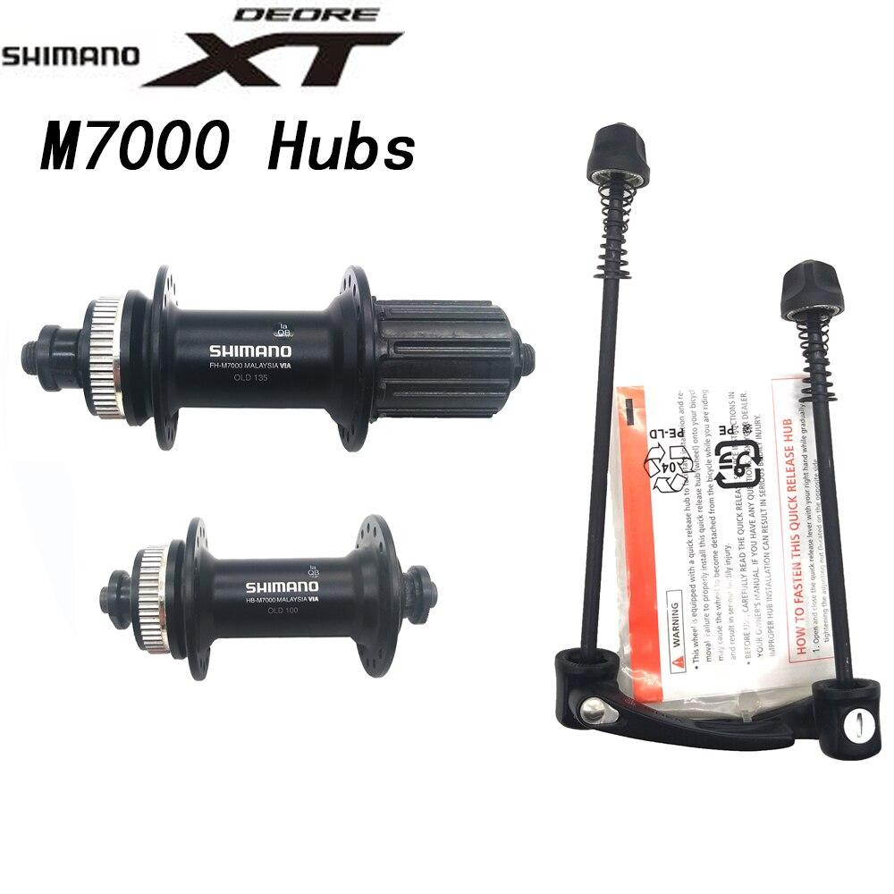 Shimano SLX M7000 32h 11-Speed Centerlock Disc Rear Hub
