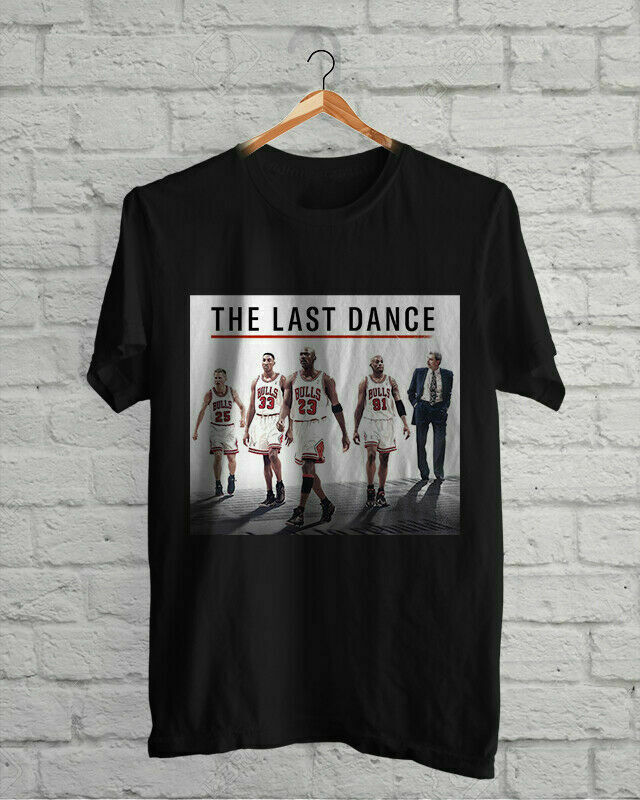 The Last Dance Scottie Pippen, Dennis Rodman T Shirt