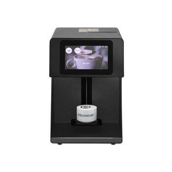 Coffee color coffee printer Milk Foam Art Coffee Printer Wifi Automatic Selfie Coffee Printing Machine for Cappuccino Cake