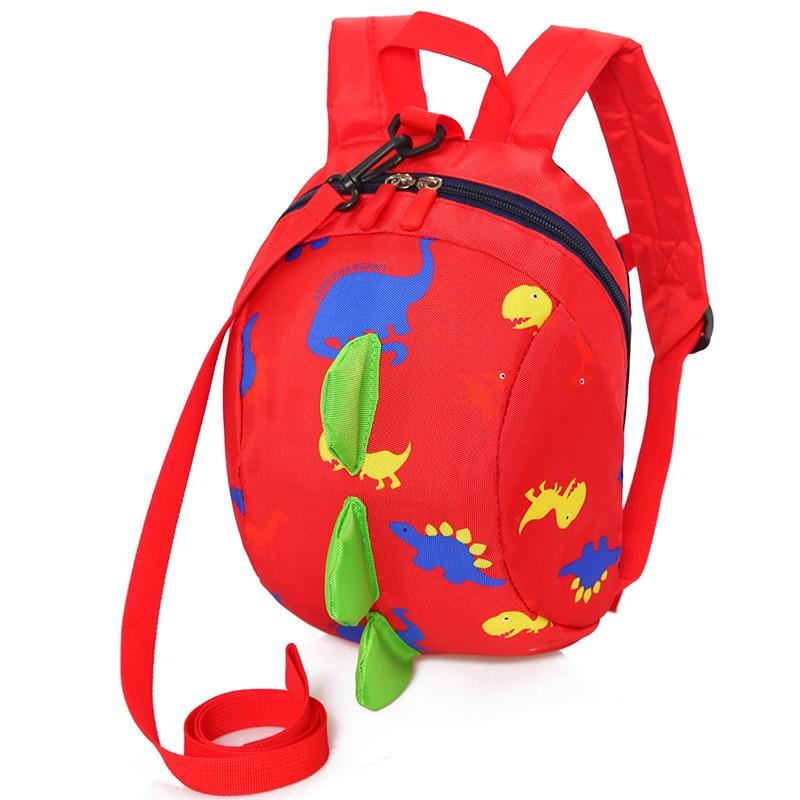 Kindergarten Small Bookbag GIRL'S And BOY'S 3-6-Year-Old 5 Baby Cute Cartoon Korean-style Fashion Children Anti Lost Backpack