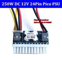 DC 12V 250W 24Pin Pico ATX interruptor pcio PSU coche Auto Mini ITX módulo de fuente de alimentación de alta potencia ITX Z1