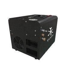 TXET062 4500psi 300bar PCP Air Compressor High Pressure Pump Compressor for Pneumatic Airgun Scuba Rifle Inflator 12V/220V/110V