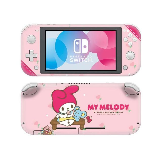 Mijn Melodie Konijn Nintendoswitch Skin Sticker Decal Cover Voor Nintendo Schakelaar Lite Protector Nintend Schakelaar Lite Skin Sticker