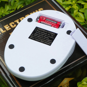Image 2 - 5kg/1g Portable Digital Kitchen Scale,LED Electronic Food Diet Measuring Weight,Battery Operated Mini Cooking Balance