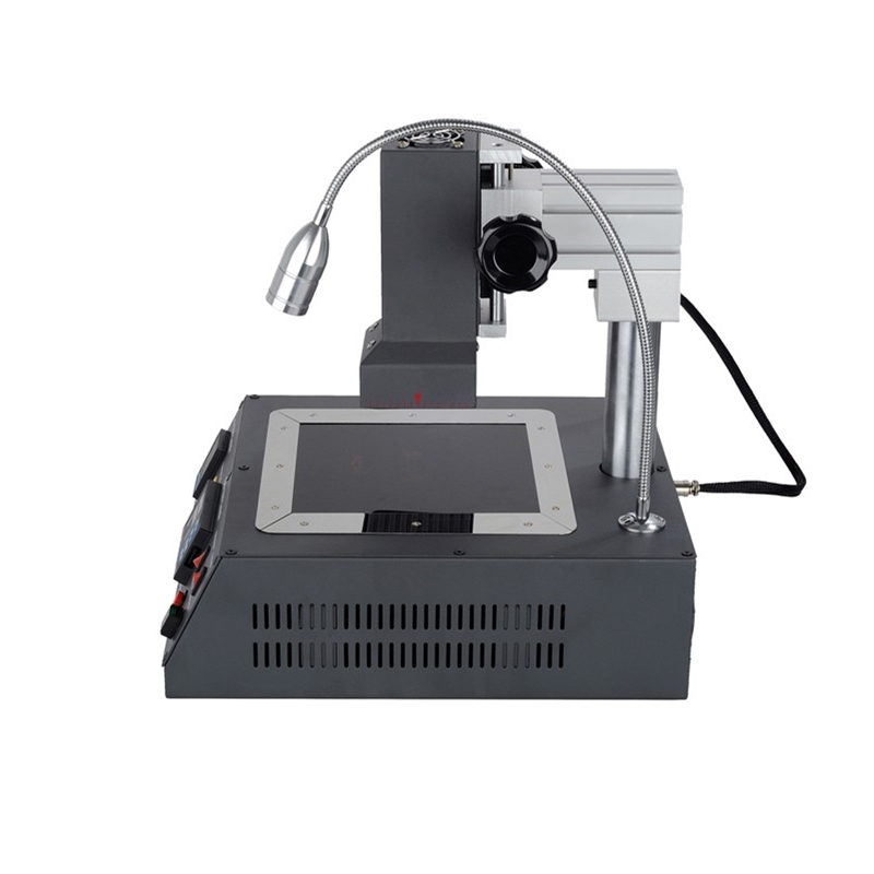 Tools : ACHI IR6500 infrared BGA Soldering Station solder Rework machine For Motherboard Chip PCB Refurbished Repair System