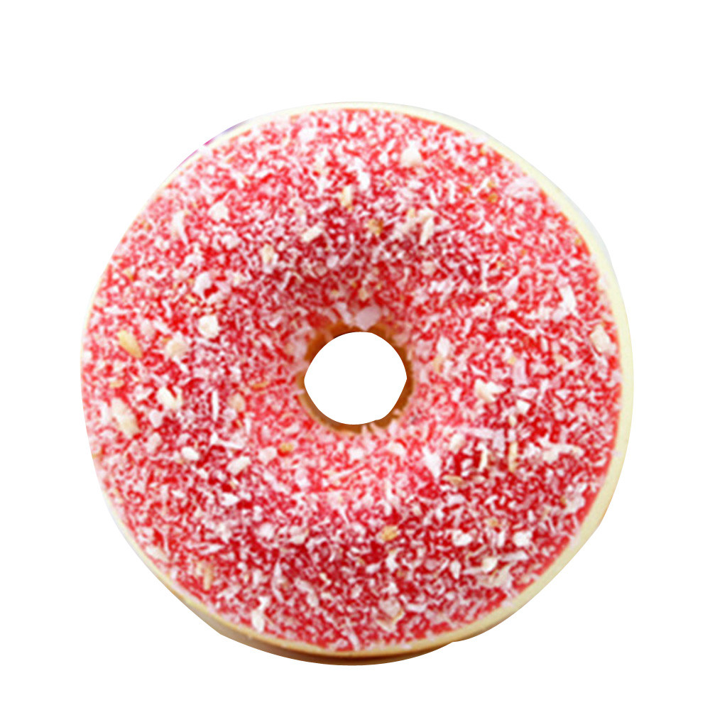 Donut-Toy Anti-Stress Squishy Slow Colourful Reliever Adult Kids for Soft Doughnut Scented img2