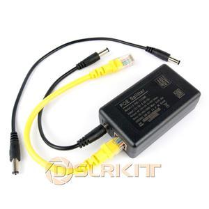 Image 2 - 기가비트 802.3at 24 와트 액티브 poe 스플리터 48 v ~ 12 v 2a poe