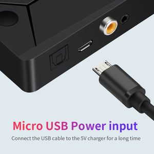 Image 4 - DISOUR Bluetooth 5.0 Transmitter 3.5mm AUX Coaxial Optical Fiber แจ็คสเตอริโออะแดปเตอร์ไร้สายสำหรับทีวี PC ลำโพงบลูทูธ