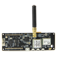 WiFi Wireless Bluetooth Module ESP32 GPS NEO 6M SMA LORA 32 18650 Battery Holder With SoftRF T Beam ESP 32 433/868/915Mhz|Circuits| |  -