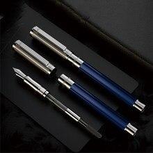 DARB 2002 dolma kalem yüksek kaliteli iş ofis Metal yazı kalemler okul öğrencileri için butik hediye klasik