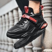 Hot Sale Shoes Men Sneakers Big Size 39-45 Men's Leather Cas