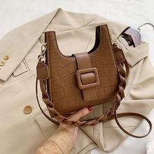 Маленькая сумка тоут 2020 дизайнерская Стеганая Сумка роскошная