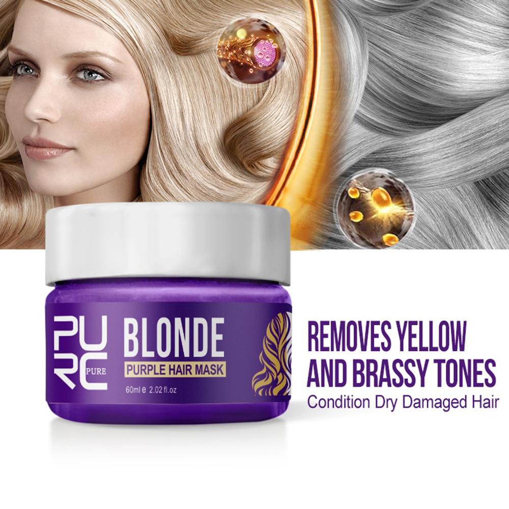 Cabelo loiro amarelo shampoo anti bronze fora
