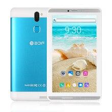 BDF 7 Pollici Tablet PC 1GB + 16GB Android 4.4 WIFI Bluetooth 3G Chiamata di Telefono Android Tablet pc Del Computer Piccolo Computer Per I Bambini Il Regalo Tab