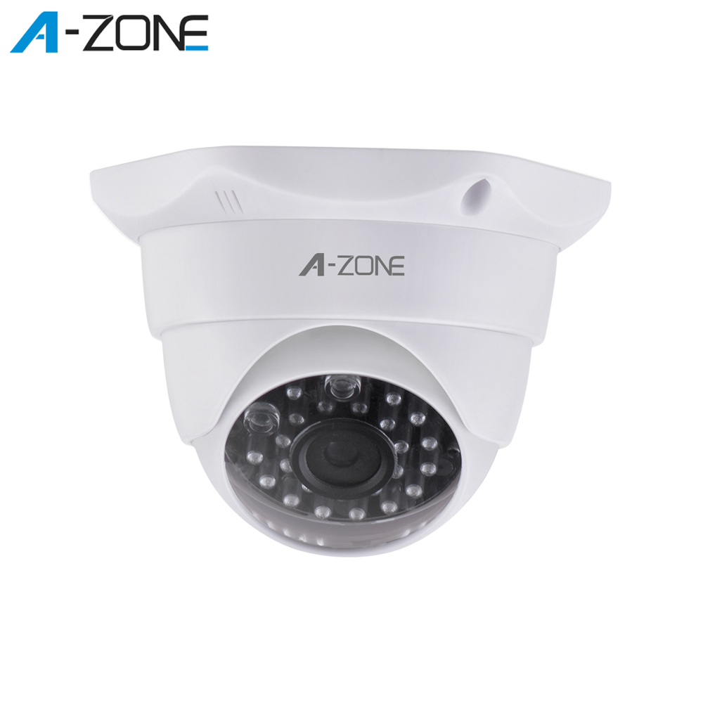 A-ZONE Fake Dummy CCTV Camera Infrared Light Fake Security Video Cameras Outdoor False Surveillance Camera