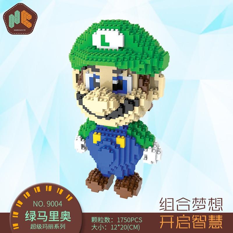 Super Mario Bros Micro Building Blocks 14
