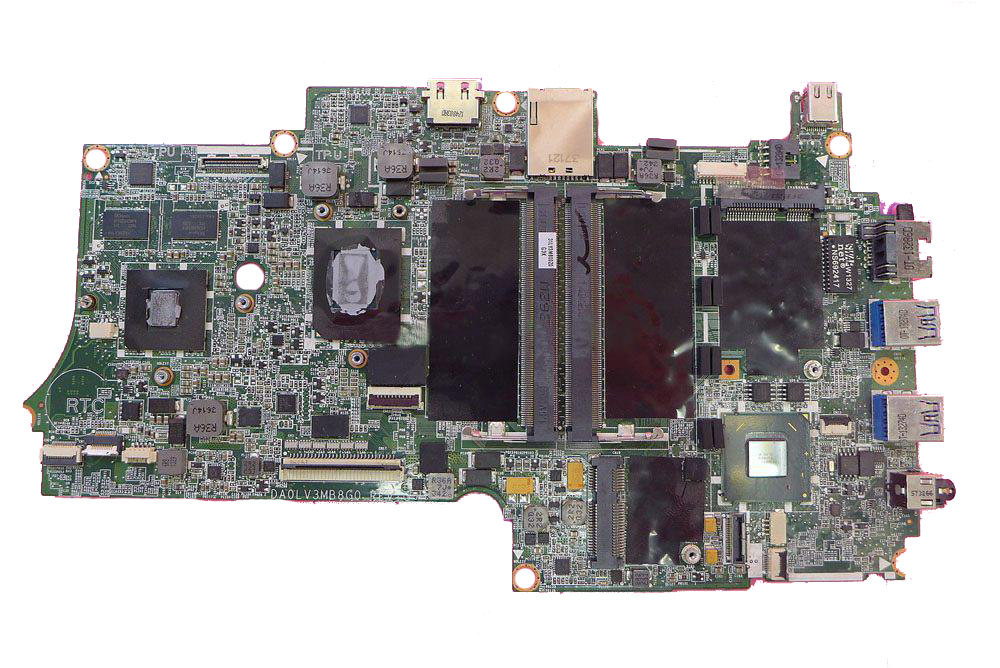 Laptop Motherboard for <font><b>Lenovo</b></font> <font><b>T430U</b></font> DA0LV3MB8F0 04Y1062 I3-3227 CPU gefore GPU 100% tested Fully image