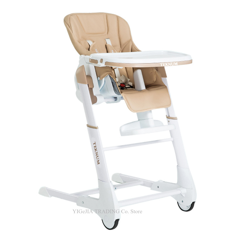 6 In 1 Convertible High Chair, Multifunctional Baby Feed Chair, Toddler Feeding Seat, Foldable Highchair