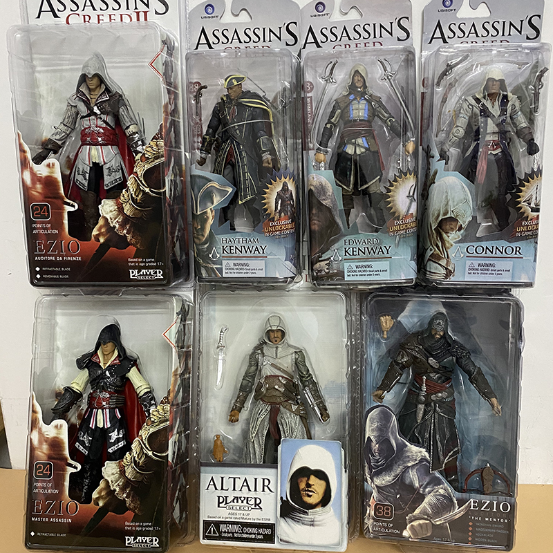 Assassin Creed Origins Hidden Blade Sleeve Sword Action Figure Assassins Hidden Blade Edward Sleeves Connor Swords Kids Birthday
