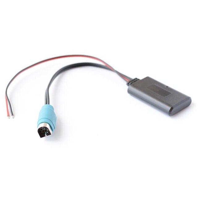 Biurlink D образный аудио AUX в Bluetooth 5,0 модуль адаптер для ALPINE 9870 9872 KCE-236B полноскоростной вход AUX