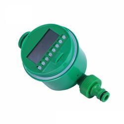 Automatyczny inteligentny elektroniczny wyświetlacz lcd Home zawór magnetyczny zegar nawadniania ogród czasowy wyłącznik przepływu wody System nawadniania w Liczniki ogrodowe do wody od Dom i ogród na