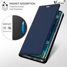 Magnetischen Flip Buch Fall Für Xiaomi Mi 8 SE A1 A2 Lite F1 Slim Leder Card Halter Abdeckung Für Redmi hinweis 7 6 Pro 6A S2 5 Plus 4X 4