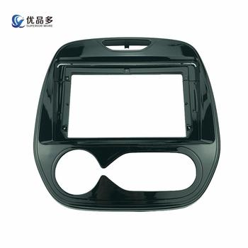 2din 9 inch Car Radio installation DVD GPS mp5 Plastic Fascia Panel frame for RENAULT Captur auto AC 2013-2020 Dash Mount Kit image