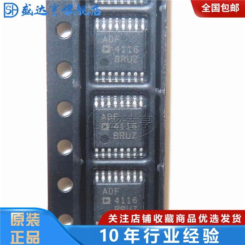 ADF4116BRUZ маркировка: ADF4116 PLL TSSOP-16 новый оригинальный в наличии