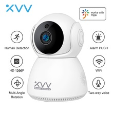 Xiaovv 1296P IP Kamera Baby Monitor 360 ° Panora mi c PTZ Drahtlose Wifi Webcam Nachtsicht Motion Erkennen sicherheit Cam Für Mi Hause