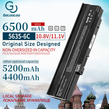 Golooloo 11.1v Laptop Battery For Acer AS09C31 AS09C71 for Extensa 5235 5635  5635Z BT.00607.073 5635G 5635ZG ZR6 BT.00607.072 quying laptop lcd screen for acer extensa 5235 as5551 series 15 6 inch 1366x768 40pin tk