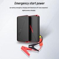 UTRAI 20000mAh Auto Starthilfe Power Pack Tragbare Auto Batterie Booster Ladegerät 12V Starter Diesel Auto Starter