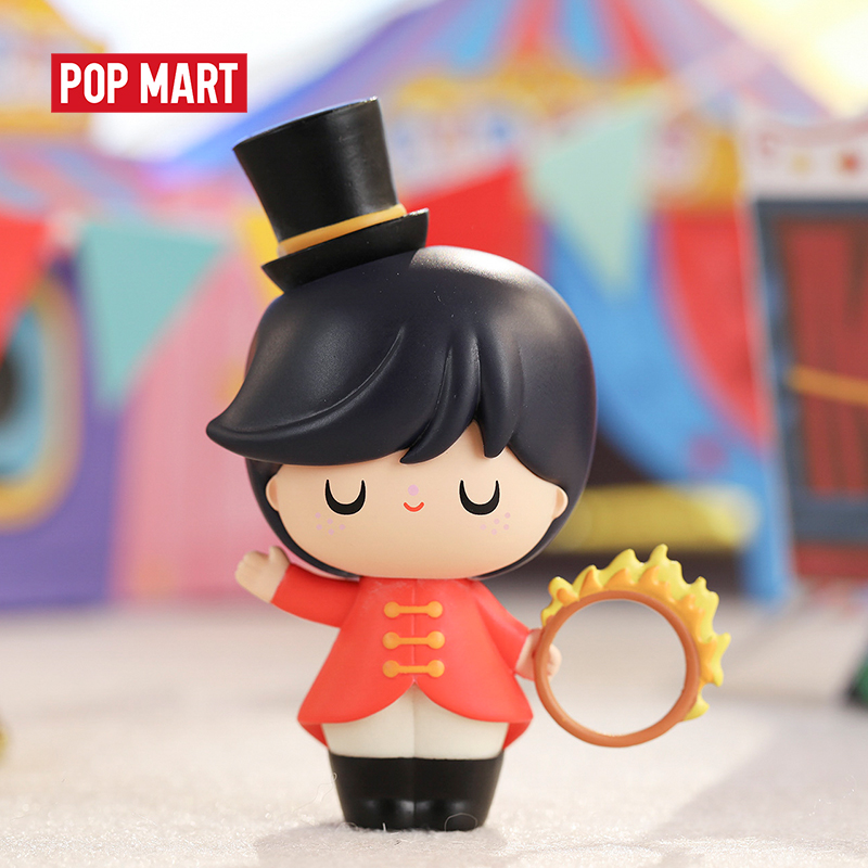 POPMART Momiji Dolls Circus Series Toys Figure Action Figure Birthday Gift Kid Toy Free Shipping