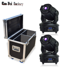 Availability Of The Flight Cases 90W Led Spotlight Moving Head Lights Super Bright Led