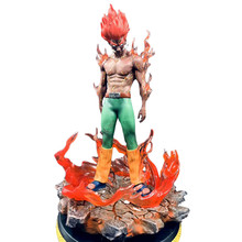 Naruto Shippuden GK figurka Model postaci z Anime może facet KAI Hachimonn Tonnkou pcv 30CM statua kolekcjonerska zabawka