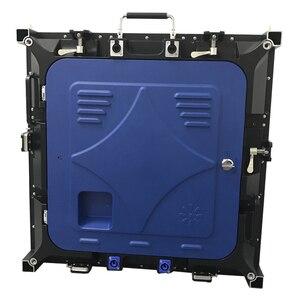 Image 1 - 35 قطعة P6 576x576 مللي متر خزانة في الهواء الطلق كامل اللون مصلحة الارصاد الجوية Rgb مقاوم للماء كبير Led عرض الشاشة التجارية Led وحدات العرض