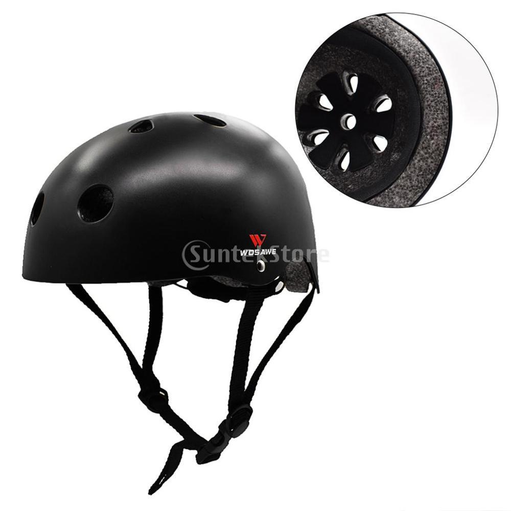 Unisex Adult Teens Kids Skate Helmet For Skateboard Longboard Skate/Inline Skating - Multi Function & Lightweight