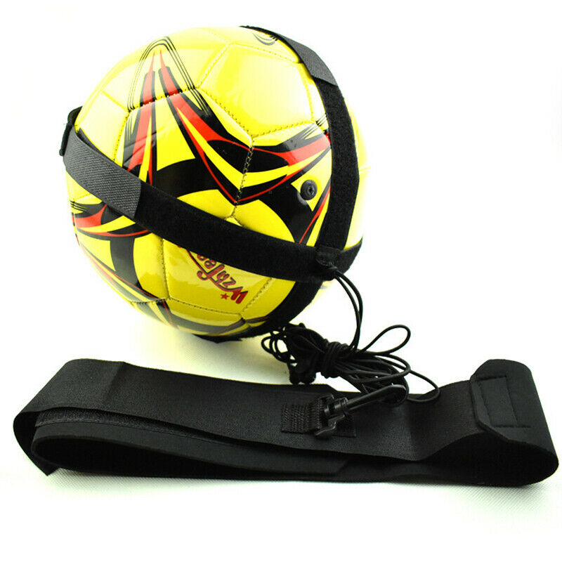 Football Kick Trainer Control Skills Solo Soccer Practice Training Aid Equipment