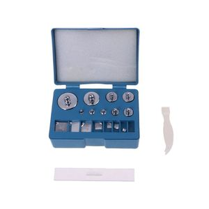 17 pieces electronic scale cal