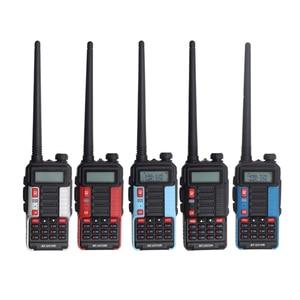 Image 2 - Professionale Walkie Talkie Baofeng UV 10R 10km 128 Canali VHF UHF Dual Band Bidirezionale CB Ham Radio Baofeng UV 10R