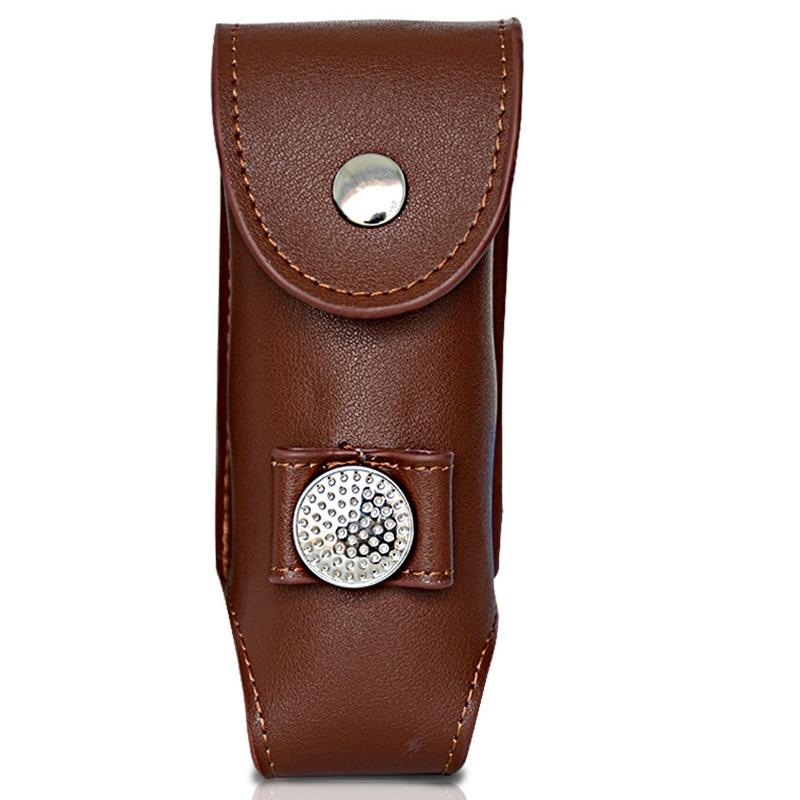 Golf Ball Bag Outdoor Golf Accessories Tool Kit Set Contains 2 Golf Tees 3 Golf Balls