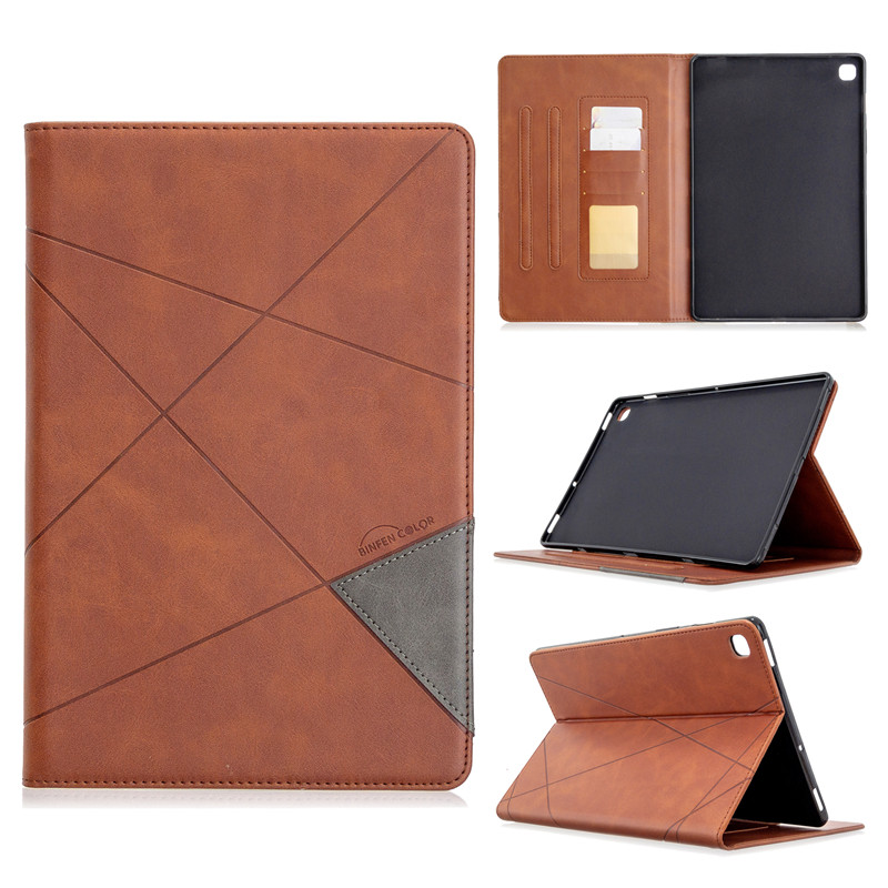 Case For Samsung Galaxy Tab S5E 10.5 2019 SM-T720 SM-T725 Flip PU Leather Full Smart Cover Stand Funda Tab S5E 10.5'' 2019 Coque-1