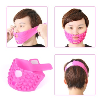 Face Lift Tool Thin Face Mask Slimming Facial Thin Masseter Double Chin Skin Thin Face Bandage Belt Woman Face Care Beauty Kit