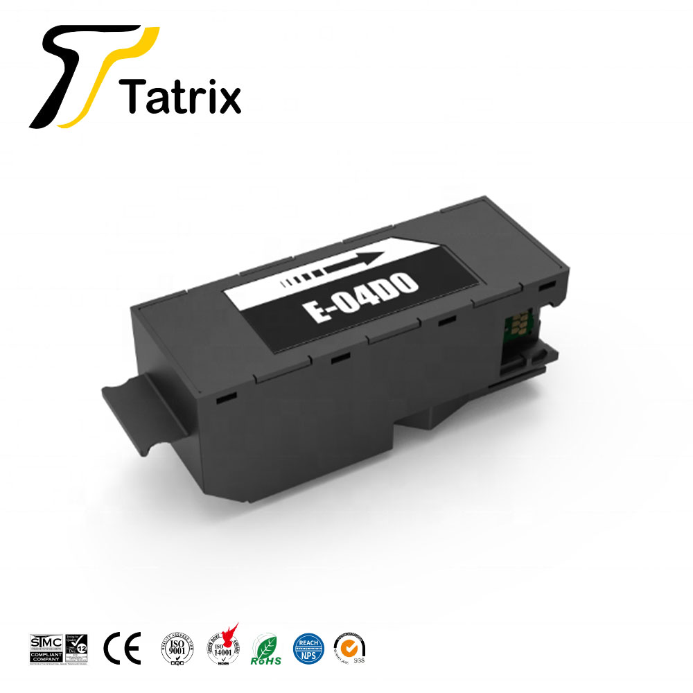Compatible T04D0 (C13T04D000) for <font><b>epson</b></font> use in EcoTank ET-<font><b>7700</b></font> / ET-7750 / L7188 printer <font><b>Ink</b></font> Maintenance Box Waste <font><b>ink</b></font> tank image