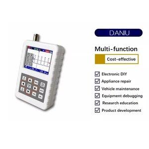 Image 3 - KKmoon osciloscopio Digital portátil Mini, 5M de ancho de banda, 20MSps de frecuencia de muestreo con sonda de osciloscopio P6100
