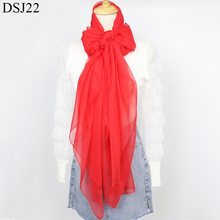 Pure Color Big Size szaliki zapobiegają wygrzewaniu się w czerwonym szali ręczniki plażowe niezdecydowanie kuranty przędza imitacja jedwabiu szale
