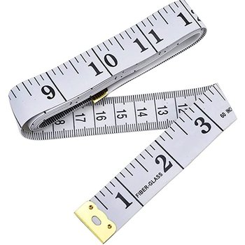 Anthropometric tape Sewing tape Measuring ruler portable telescopic ruler children's height ruler cm inches image