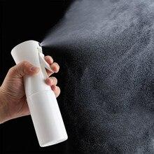 200ml hairdressing spray garrafa salão barbeiro ferramenta de cabelo pulverizador água beleza ferramenta dispensador loção garrafa girar