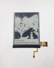 """100% חדש eink 6 """"ספר אלקטרוני lcd מסך לארנק 615 pocketbook615 LCD תצוגת מסך הוא מט עם תאורה אחורית לא מגע"""
